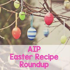 Easter Recipe Roundup