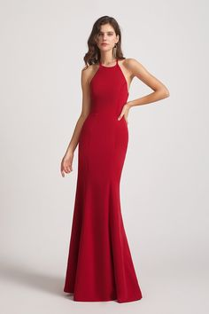 <p>Discover unique and inexpensive bridesmaid dresses at Alfabridal. Browse different bridesmaid gown colors and lengths with convertible styles in 56+ colors.We have the hottest styles for your besties online.</p> Inexpensive Bridesmaid Dresses, Knee Length Bridesmaid Dresses, Mermaid Bridesmaid Dresses, Affordable Bridesmaid Dresses, Bridesmaids, Neckline Designs, Satin Dresses, Criss Cross, Floor