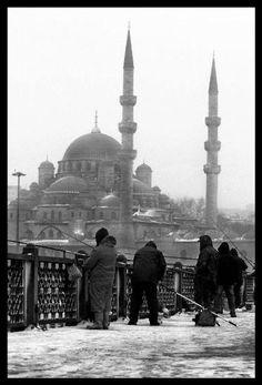 İstanbul by Abdullah Tezer