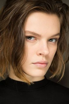 See the best hair and make-up from backstage as it happens