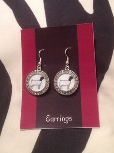 Stockshow/FFA/Animal Charm Earrings by sassygirlsx3 on Etsy, $4.95