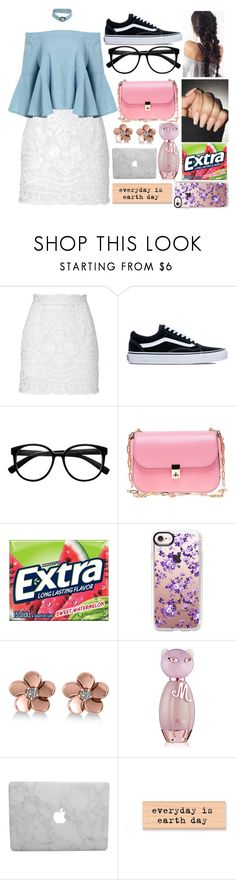 """""""In three words I can sum up everything I've learned about life: it goes on"""" by moon-and-back-babe123 ❤ liked on Polyvore featuring Dolce&Gabbana, Vans, Retrò, Valentino, Casetify, Allurez and Nicki Minaj"""