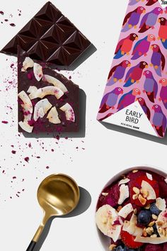 Simply the best Australian made, ethically sourced dark chocolate with Açai for extra goodness! You won't believe how delicious it is! Best Chocolate, Chocolate Flavors, Vegan Chocolate, Freeze Dried Raspberries, Dried Bananas, Handmade Chocolates, Early Bird, Cocoa Butter, Acai Bowl
