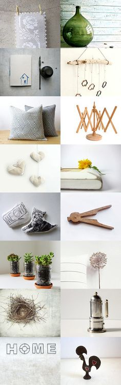 No place like home by Anna from ILoveCrochetByAnna   on Etsy--Pinned with TreasuryPin.com