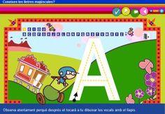 Molts recursos per totes les àrees i nivells Preschool Learning Activities, Apps, Acting, Templates, Education, Blog, Tic Tac, Projects, Interactive Activities