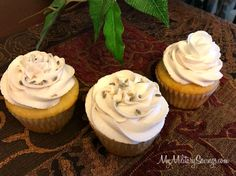 Cupcake Diaries – Sweet Lavender With Fragrant Buttercream | Our Military Life Blog