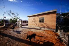 Rammed Earth Social Housing Project in Baja, Mexico: http://blog.la76.com/2015/10/rammed-earth-social-housing-project-in-baja-mexico/?utm_content=buffere7190&utm_medium=social&utm_source=pinterest.com&utm_campaign=buffer #architecture #cabo #cabosanlucas #loscabos #rammedearth