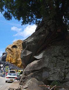 Lions Head (Kennon Road). Baguio City, Philippines
