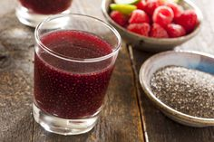 Chia Seed Detox Drink recipe.I've got an amazing healthy Chia Seed Detox Drink to share with you all and it's super easy to make! If your like me and all...
