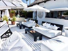 Travel Diary – Marbella / Puro Beach / Vacation / Summer / All white / Lifestyle / White Interior