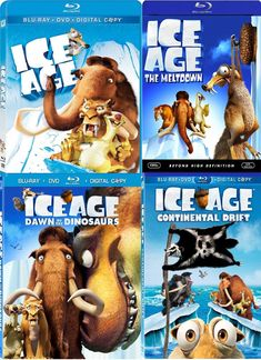 Image result for ice age movies
