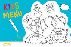 Sphinx Restauracje – Sphinx dla dzieci – restauracje przyjazne dzieciom