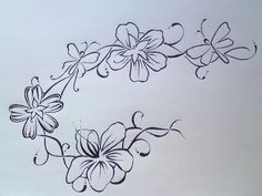 free tattoo designs home tattoo advice 101 tattoo translations flower . Black Line Tattoo, Line Tattoos, Home Tattoo, Tattoo Art, Free Tattoo Designs, Line Flower, Dragonfly Tattoo, Picture Tattoos, Body Art