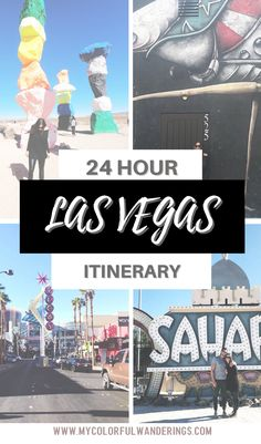 If you only have 24 hours in Las Vegas, chances are you want to hit some of the highlights that you've seen on Instagram, Facebook, or Pinterest. I don't advocate for only traveling by what's popular on social media, but sometimes they are real gems! They become Insta-famous because you get the city's best views or see something with an exciting history! Stunning views and history make a place memorable for us! #traveltheworld #travel #traveltips #traveldestinations #travelhacks #travelsmart World Travel Guide, Travel Tips, Travel Destinations, Las Vegas Vacation, United States Travel, Future Travel, Stunning View, Travel Couple, Cool Places To Visit