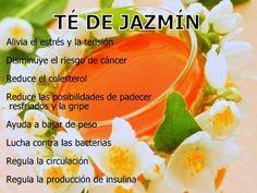 BENEFICIOS DEL TE DE JAZMIN