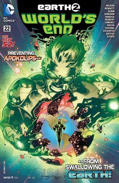 EARTH 2: WORLD'S END #22 | DC Comics