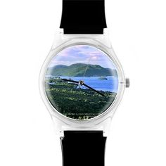 Check out my awesome #InstaWatch by @MAY28TH | InstaWATCH | InstaWATCH | InstaWATCH. Inserted Lake George Pic!