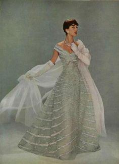 Dior, 1955.