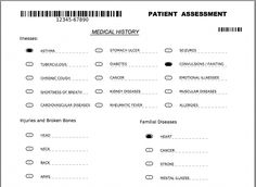 Apply for marijuana license to grow | Patient Assessment Form ...