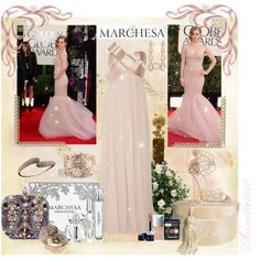 """""""Marchesa"""" by annette1018 on Polyvore"""