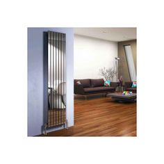 Buy this DQ Heating Delta Stainless Steel Vertical Designer Radiator from Only radiators and get excellent customer care, a great price and Free UK Delivery Tall Radiators, Towel Radiator, Designer Radiator, House Interiors, Free Uk, Delivery, Stainless Steel, Furniture, Home Decor