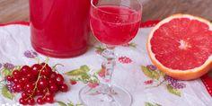 Domáci aperol - ríbezľovo-grepový likér - Powered by Cocktail Drinks, Cocktails, Grapefruit, Orange, Sweet, Handmade, Food, Liqueurs, Smoothie