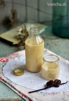Ovsené mlieko Smoothie, Panna Cotta, Milk, Homemade, Cooking, Ethnic Recipes, Food, Smoothies, Cuisine