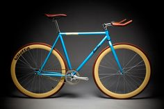 Cambridge Fixed Gear and Single Speed Bike, 4130 chromoly steel frame and premium paint finish Bike Brands, Fixed Gear Bike, Street Bikes, Cambridge, Gears, Cycling, Steel, Brown, Speed Bike