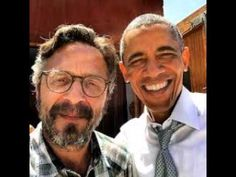 President Obama Drops N-Word During Marc Maron's WTF Podcast