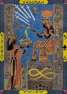 Kazanlar Tarot - Kleopatra