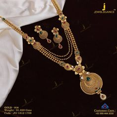 Get In Touch With us on 919904443030 Gold Bangles Design, Gold Earrings Designs, Gold Jewellery Design, Thread Jewellery, Antique Jewellery, Necklace Designs, Ring Designs, Gold Jewelry Simple, Gold Wedding Jewelry