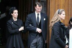 On March 21, 2017, Queen Margrethe, Princess Benedikte, Queen Maxima, King Willem, Queen Silvia, Princess Madeleine, Crown Princess Mary, Princess Marie, Princess Beatrix, Princess Alexandra, Count Richard, Countess Ingrid, Princess Nathalie and other royals attended the funeral of Prince Richard of Sayn-Wittgenstein-Berleburg held at Bad Berleburg Evangelical Church (Evangelische Kirche) of Germany. Prince Richard, husband of Danish Princess Benedikte, died 13 March.