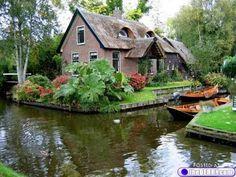 Giethoorn, Netherlands