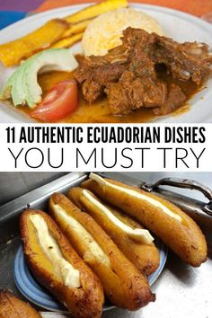 Ecuadorian food is diverse depending on where you are in the country, wherever y. - Ecuadorian food is diverse depending on where you are in the country, wherever you visit look out f - Comida Latina, Mexican Food Recipes, Dinner Recipes, Ethnic Recipes, Latin Food Recipes, Latin American Food, Traditional American Food, Equador, International Recipes