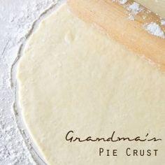 grandmas-pie-crust-recipe