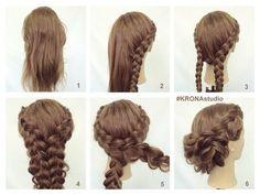 Прически   Стрижки   Волосы