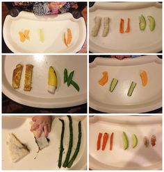 Im pinning this as i love the idea of the par peeled bannana.. my daughter cant hold slimey bannana yet so this is brilliant!