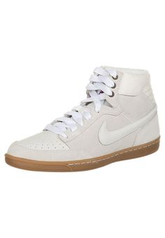 WMNS DOUBLE TEAM HI - Hoge sneakers - Wit
