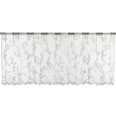 The romantic bistro curtain with an ornamental, lace-effect design is a classic piece and is particularly suitable for use on kitchen windows. The beautiful eyelet bistro curtain acts as a light privacy screen: The lower part of the window is obscured and keeps prying eyes away while still allowing you to enjoy the view. Tab Curtains, Sheer Curtains, Kitchen Curtain Sets, Kitchen Curtains, Curtain Pelmet, Kitchen Windows, Pelmets, Pencil Pleat, Pink