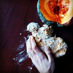 #pumpkin #pizza #vegan #dough #chef #yumm