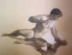 Boys And Men In Art : Photo