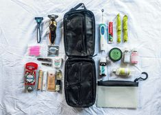 The Best Toiletry Bag For Travel The Explorer PLUS  3c7a7e77818a5