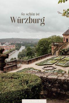 So schön ist Würzburg: Nach zwei Tagen in Würzburg bin ich mehr als begeistert. Von dem entspannten und mediterranen Flair, das an zahlreichen Ecken versprüht wird und der außergewöhnlichen Lage mit den umliegenden Weinbergen. Daneben bieten fantastische Restaurants, Weinfeste und Events genussvolle Momente, die du während des ganzen Jahres erleben kannst.   Itchy Feet Reiseblog Reisen In Europa, Movie Posters, Travel, City Breaks Europe, Viajes, Film Poster, Destinations, Traveling, Trips