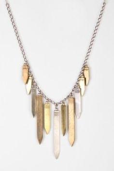 Jessica DeCarlo Dagger Necklace