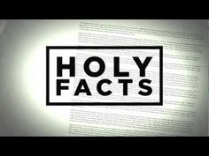 HOLY FACTS | Show Preview