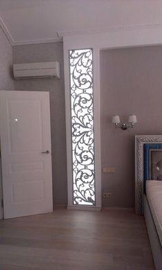 Laser cut light panel