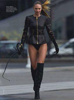 Candice Swanepoel for Vogue Australia June 2013 ·