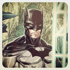 batman, by RB Silva