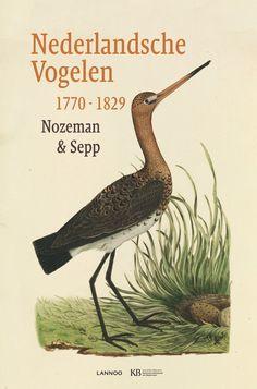 Boek Nederlandsche Vogelen | Klevering