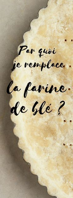 What do I replace wheat flour Par quoi je remplace la farine de blé ? What do I replace wheat flour with? Gluten free, no gluten, wheat free - Gluten Free Donuts, Gluten Free Desserts, Gluten Free Breakfasts, Gluten Free Recipes, Vegan Recipes, Flour Recipes, Bread Recipes, Baking Recipes, Dessert Recipes